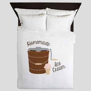 Homemade Ice Cream Queen Duvet
