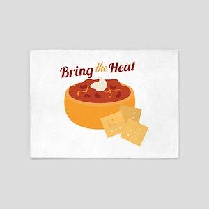 Bring The Heat 5'x7'Area Rug