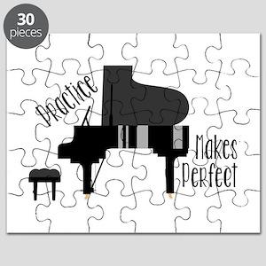 Piano Practice Puzzle