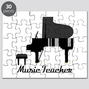 Music Teacher Puzzle