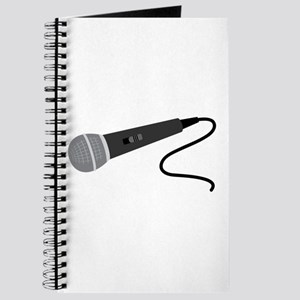 Microphone Journal