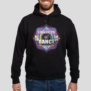 Dance Forever Hoodie (dark)