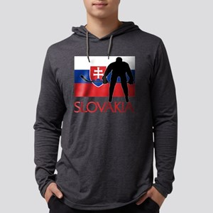 Slovak Hockey Long Sleeve T-Shirt