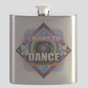 Dance Forever Flask