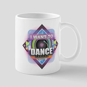 Dance Forever Mugs