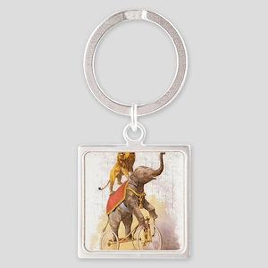 circus art Keychains