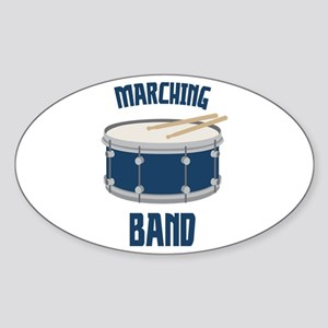 Marching Band Sticker