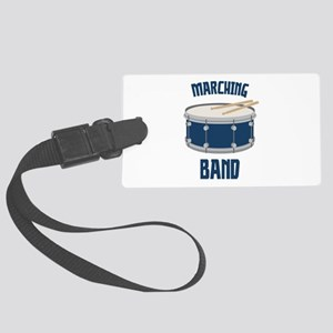 Marching Band Luggage Tag