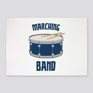 Marching Band 5'x7'Area Rug