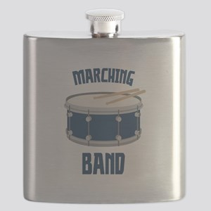 Marching Band Flask