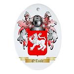 O'Toole Oval Ornament