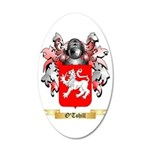 O'Tohill 35x21 Oval Wall Decal