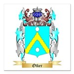 Otker Square Car Magnet 3