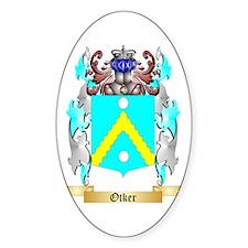 Otker Sticker (Oval)