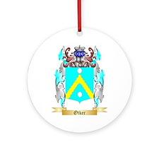 Otker Round Ornament