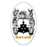 O'Tighe Sticker (Oval 50 pk)