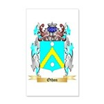 Othon 20x12 Wall Decal