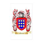 Otero Sticker (Rectangle 50 pk)