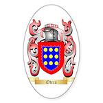 Otero Sticker (Oval)