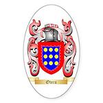 Otero Sticker (Oval 50 pk)