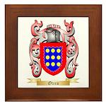 Otero Framed Tile