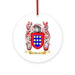 Otero Round Ornament