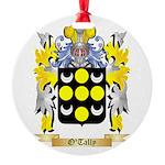 O'Tally Round Ornament