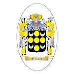 O'Tally Sticker (Oval 50 pk)