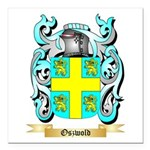 Oszwold Square Car Magnet 3