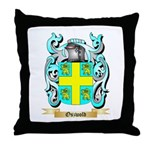 Oszwold Throw Pillow