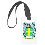 Oszwold Large Luggage Tag