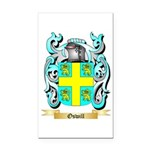 Oswill Rectangle Car Magnet