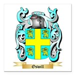 Oswill Square Car Magnet 3