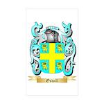 Oswill Sticker (Rectangle 10 pk)