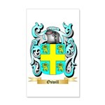 Oswill 35x21 Wall Decal