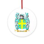 Oswill Round Ornament