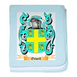 Oswell baby blanket