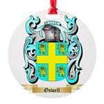Oswell Round Ornament