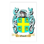 Oswell Postcards (Package of 8)