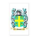 Oswell 20x12 Wall Decal