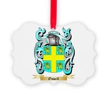 Oswell Picture Ornament