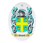 Oswell Oval Ornament