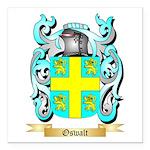 Oswalt Square Car Magnet 3