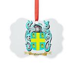 Oswalt Picture Ornament