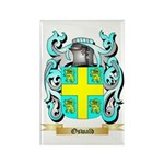 Oswald Rectangle Magnet (100 pack)