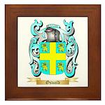 Oswald Framed Tile