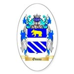 Osuna Sticker (Oval 10 pk)