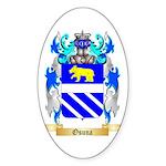 Osuna Sticker (Oval 50 pk)