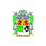 O'Sullivan Sticker (Rectangle 50 pk)