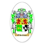 O'Sullivan Sticker (Oval 10 pk)